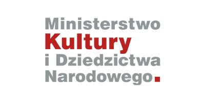 logo ministerstwa klultury